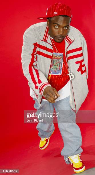 Buddie of Dem Franchize Boyz during Dem Franchize Boyz Portrait Session November 21 2005 at John Ricard Studio in New York City New York United States