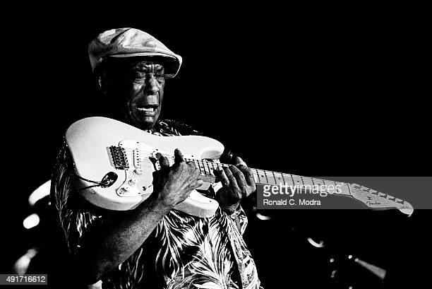 Buddy Guy performs at the Seminole Casino on November 11 2012 in Coconut Creek Florida