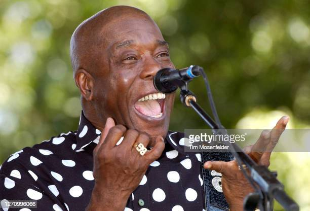 Buddy Guy performs during day two of the Austin City Limits Music Festival at Zilker Park on September 24, 2005 in Austin, Texas.