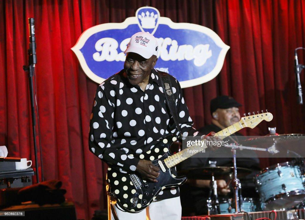 B.B. King Blues Club & Grill's Final Show With Buddy Guy