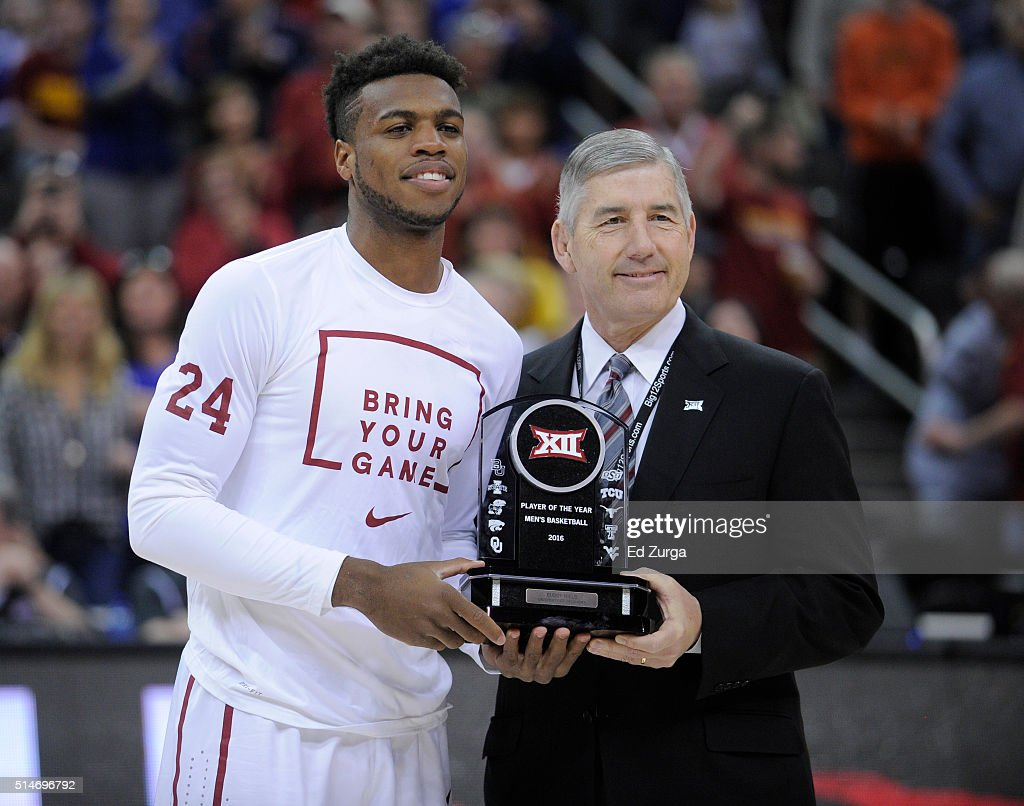 Big 12 Basketball Tournament - Quarterfinals : News Photo