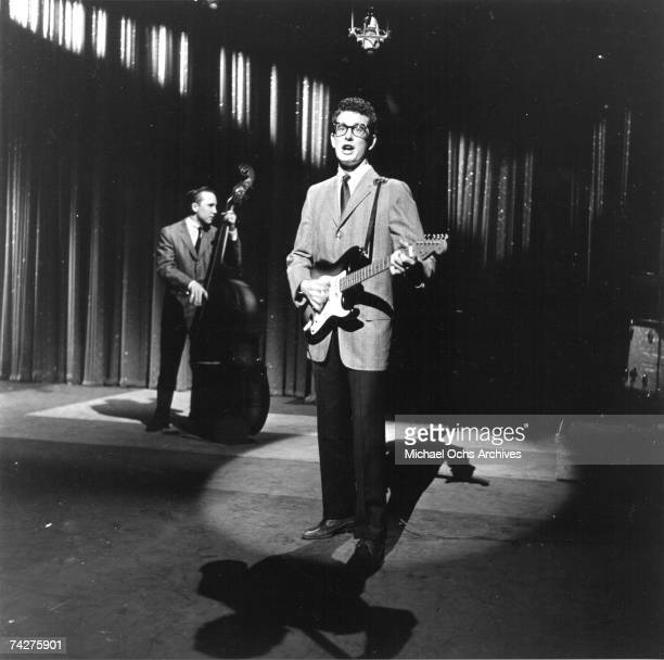 Photo of Buddy Holly Photo by Michael Ochs Archives/Getty Images