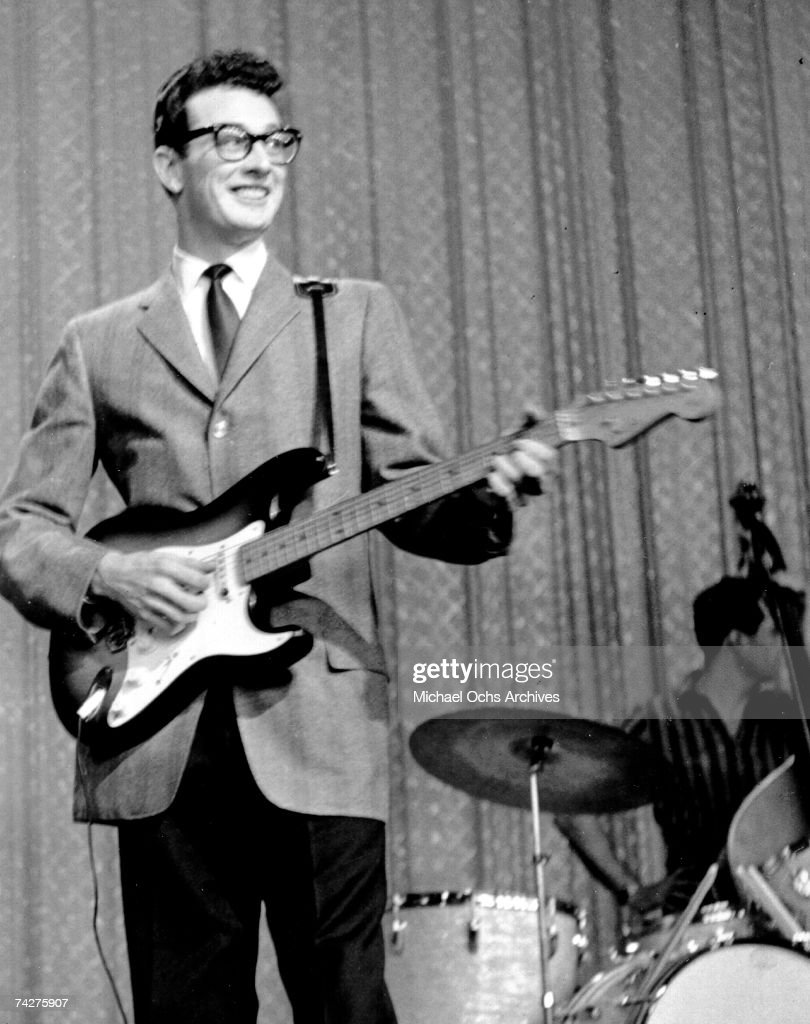 Buddy Holly : News Photo