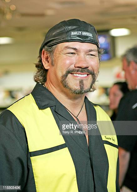 Buddy Jewel during Lonestar And Friends Strike Out For The Kids - 2nd Annual Bowling Party for St. Jude Children's Research Hospital at Hermitage...