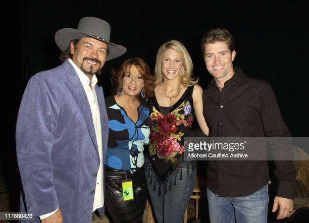 Buddy Jewel Josh Turner and guests during 39th Annual Academy of Country Music Awards New Artists Show at Mandalay Bay Convention Center in Las Vegas...