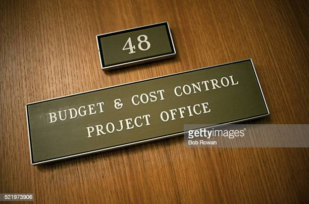 Office Door Plaques Stock Photos and Pictures   Getty Images