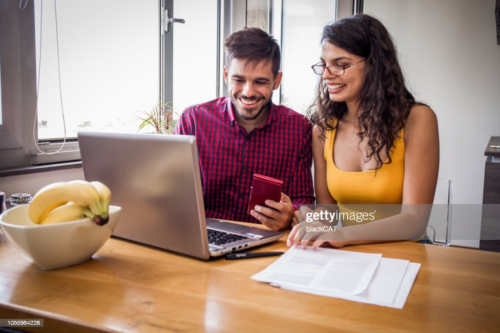 budget planning : Stock Photo