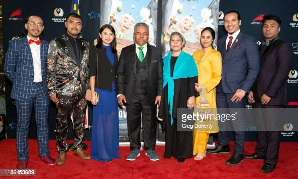 Budi Moho Director Ahmad Razuri Bin Roseli Production Manager Yuki Tang Executive Producer Hj Burhanuddin Bin Md Radzi Producer Hjh Ainoon Bt Afitt...