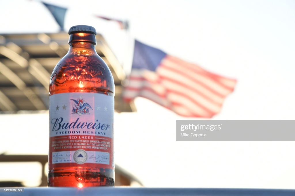 Budweiser Freedom Reserve Sponsors Fleet Week At the Intrepid In NYC