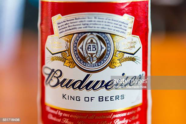 Budweiser king of beers label in bottle AnheuserBusch will rebrand Budweiser as 'America' until the USA election day