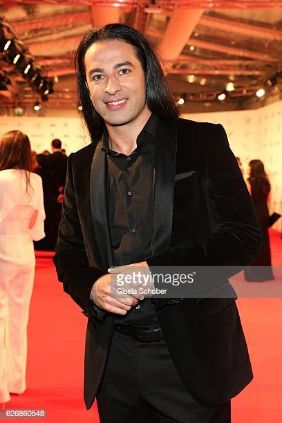 Buelent Ceylan during the Bambi Awards 2016 arrivals at Stage Theater on November 17 2016 in Berlin Germany