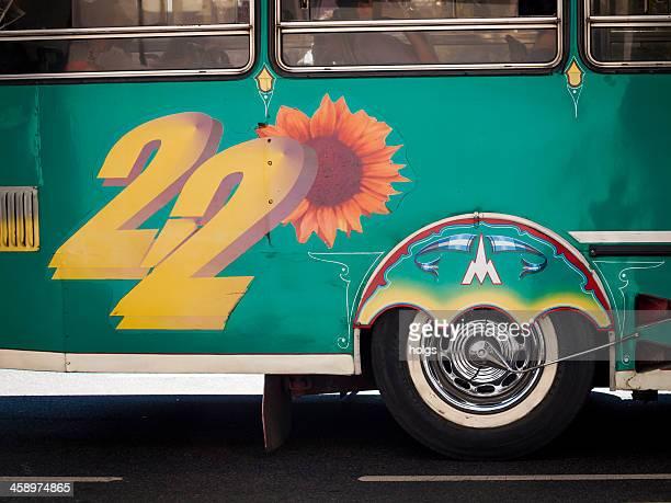 Buenos Aires Bus, Argentina