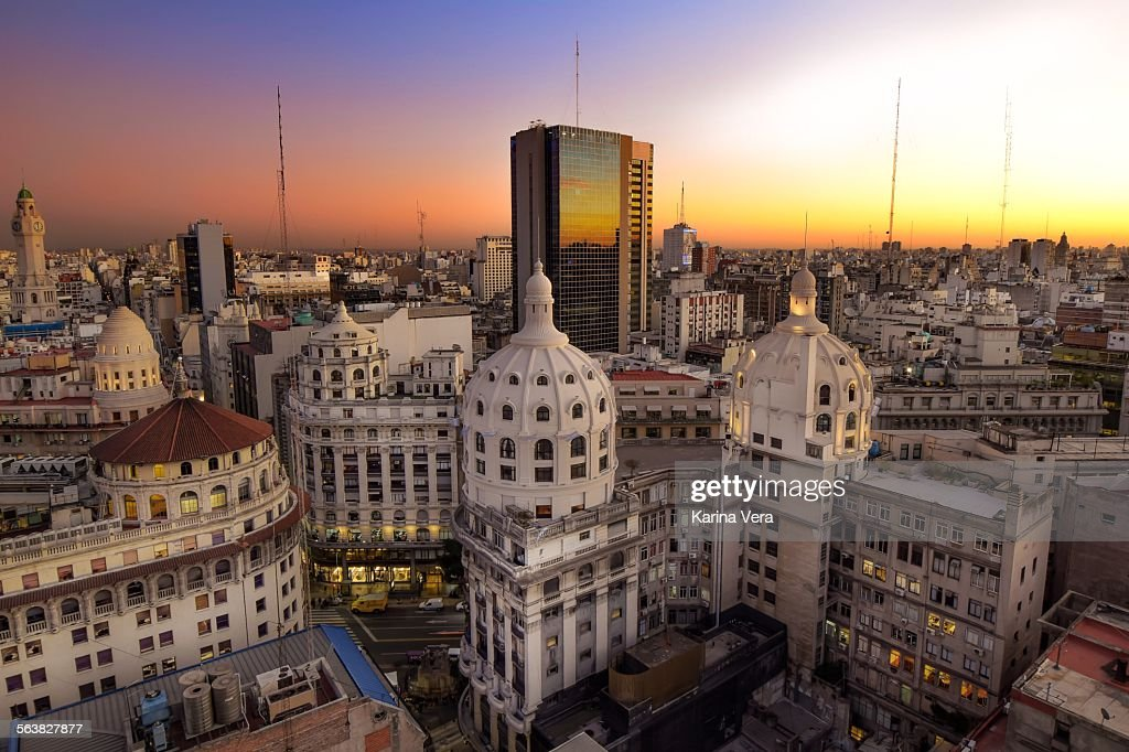 Buenos Aires City : Stock Photo