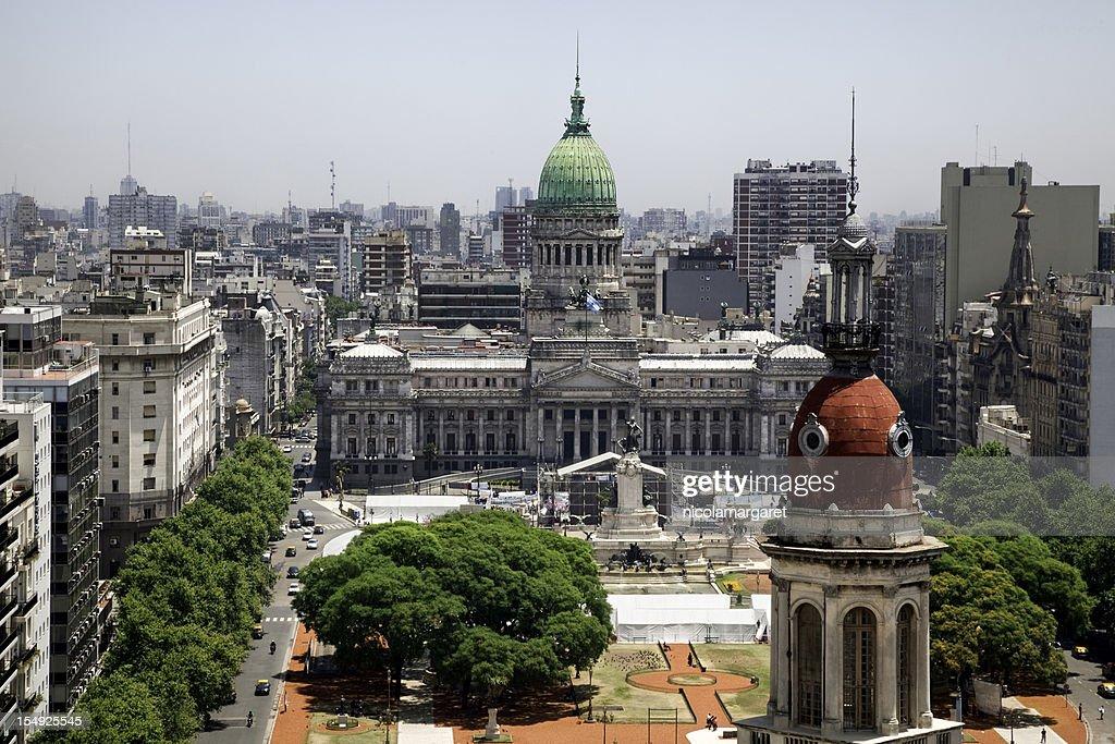 Cidade de Buenos Aires : Foto de stock