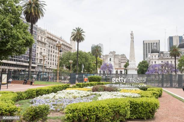 Buenos Aires Congress Square
