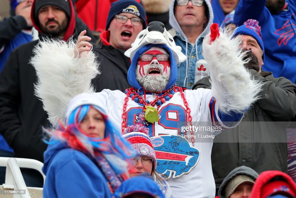 Washington Redskins v Buffalo Bills : ニュース写真