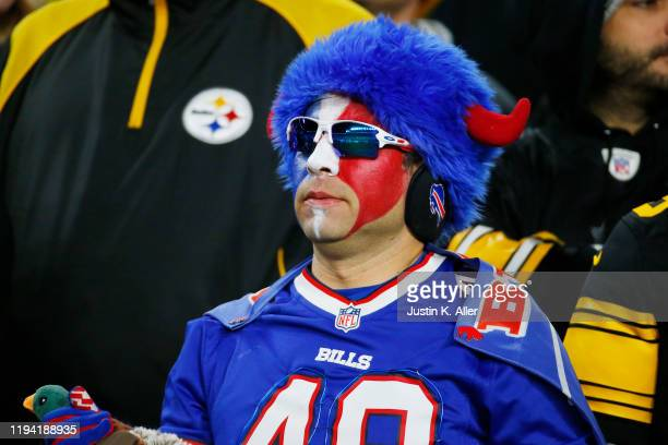 Buffalo Bills looks on during the game at Heinz Field on December 15, 2019 in Pittsburgh, Pennsylvania.