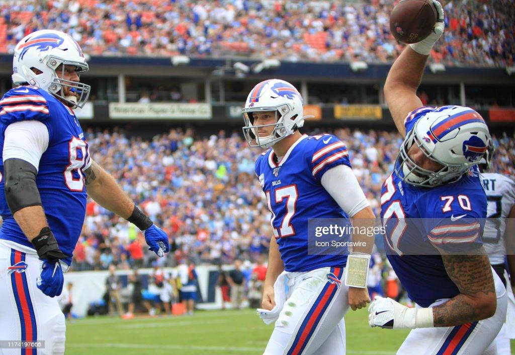 NFL: OCT 06 Bills at Titans : News Photo