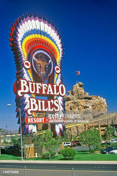 Buffalo Bill's Resort Casino on NV and CA state line