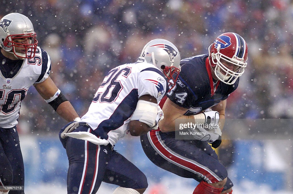 New England Patriots vs Buffalo Bills - December 11, 2005