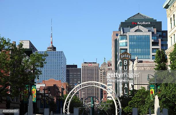 buffalo, new york - buffalo new york state stock pictures, royalty-free photos & images