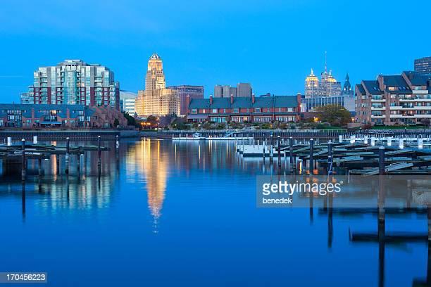 バッファロー,ニューヨーク,米国 - ニューヨーク州バッファロー市 ストックフォトと画像