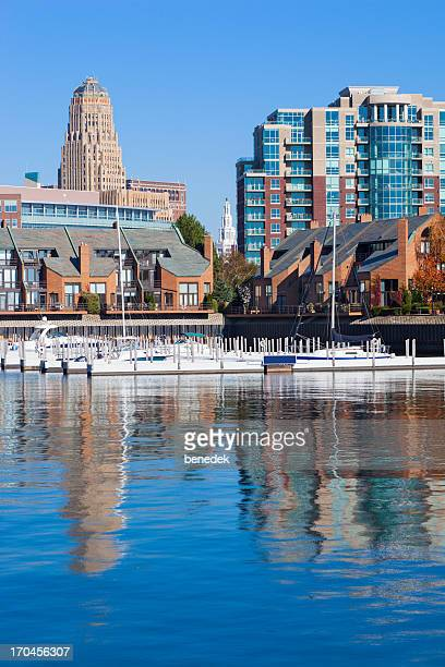 buffalo, new york, usa - buffalo new york state stock pictures, royalty-free photos & images