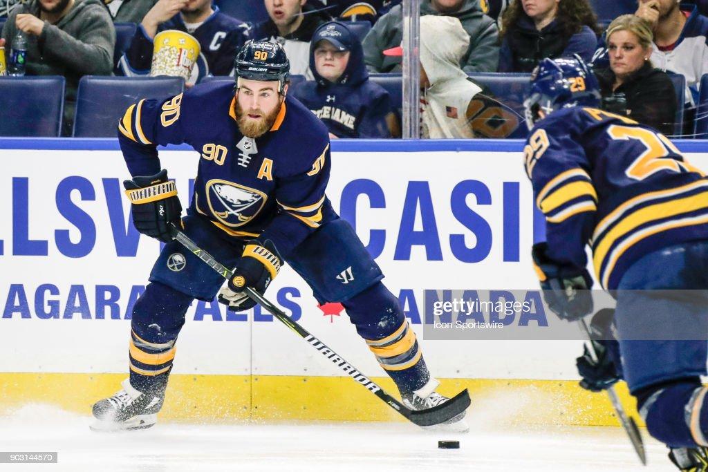 NHL: JAN 09 Jets at Sabres : News Photo