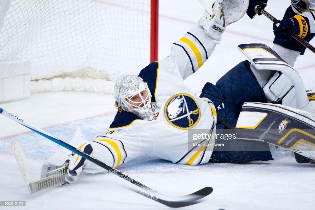 NHL: JAN 07 Sabres at Flyers : News Photo