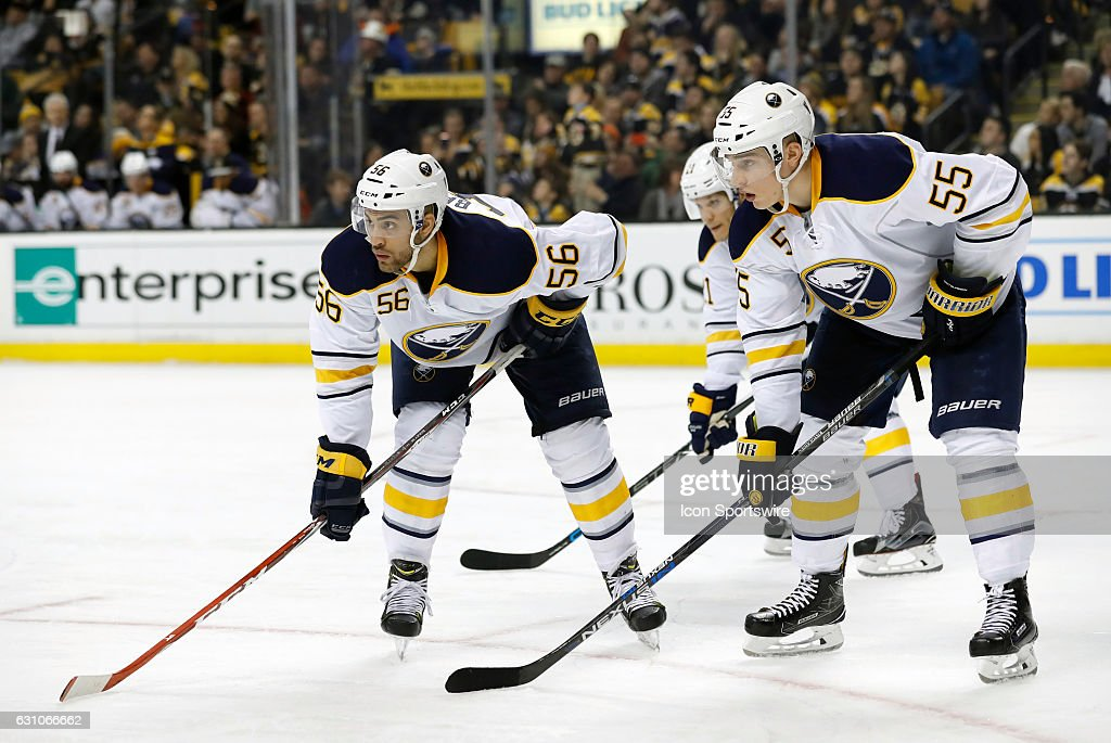 NHL: DEC 31 Sabres at Bruins : News Photo