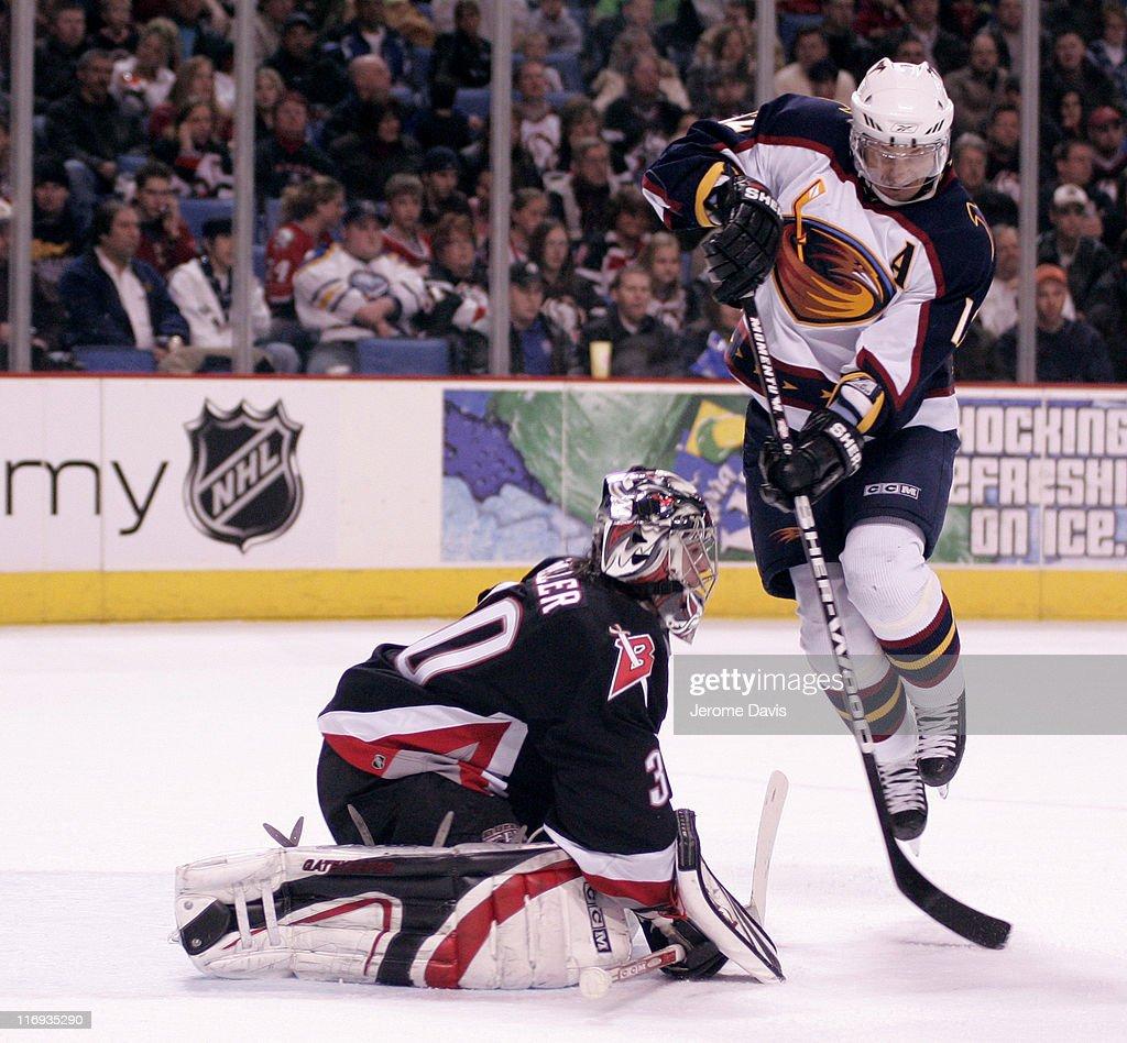 Atlanta Thrashers vs Buffalo Sabres - March 1, 2006