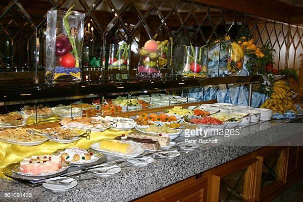 Buffet im 4SterneHotel Riu Palace Maspalomas Playa del Ingles Insel Gran Canaria Kanaren Spanien Europa Speisen Reise BB CD PNr 1251/2004 Foto...