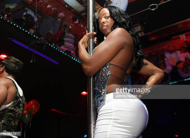 Buffie The Body during DJ Kay Slay Birthday Smash Out Hosted by Buffie the Body at The Players Club in New York New York United States