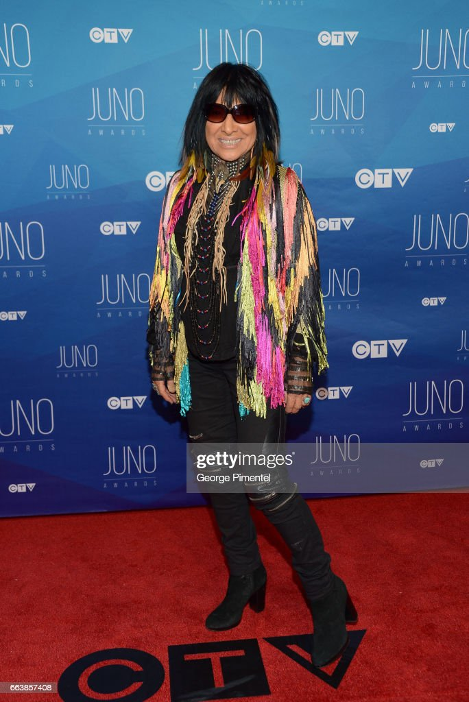 2017 Juno Awards Broadcast - Arrivals : News Photo