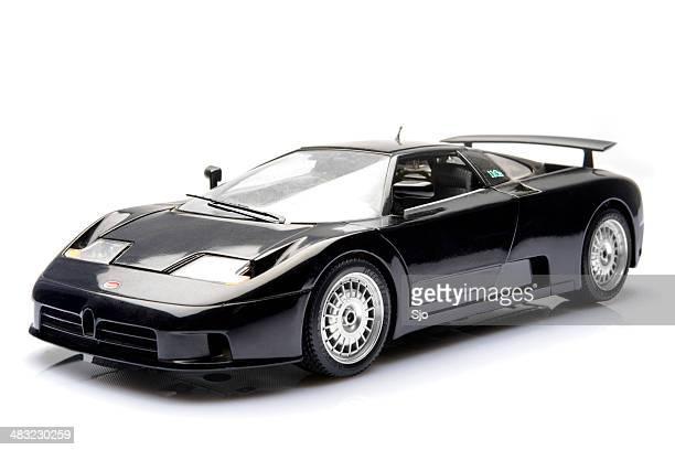 bugatti eb110 - bugatti stock photos and pictures