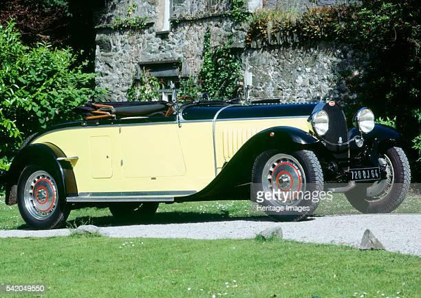 Bugatti Type 46.