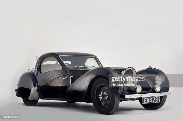 Bugatti type 57S 1937 . By Simon Clay.
