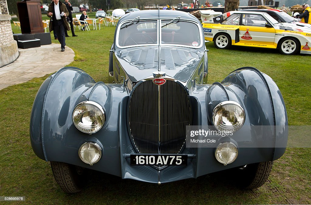 Bugatti Type 57SC Atlantic