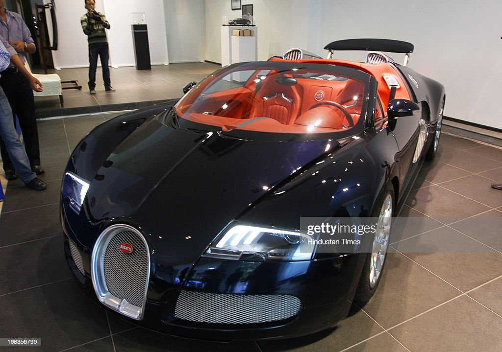 Bugatti Veyron Pictures And Photos Getty Images