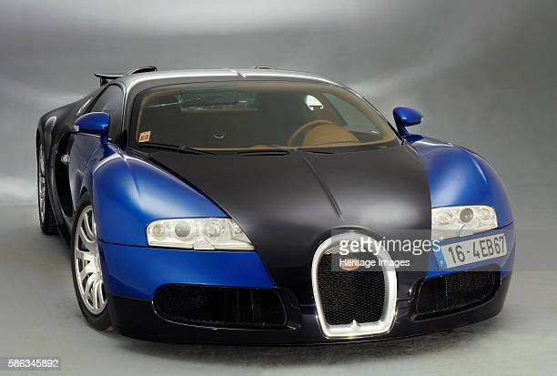 Bugatti Veyron Pictures and Photos | Getty Images