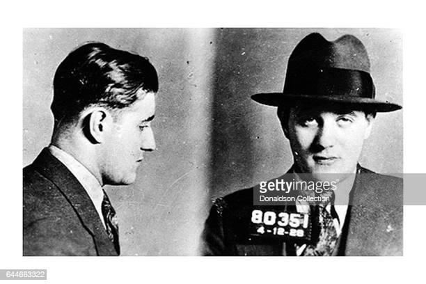 Bugsy Siegel mugshot on February 12 1928