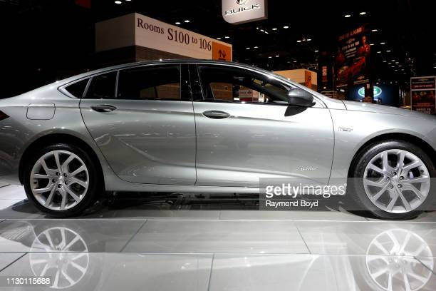 Buick Avenir is on display at the 111th Annual Chicago Auto Show at McCormick Place in Chicago, Illinois on February 7, 2019.