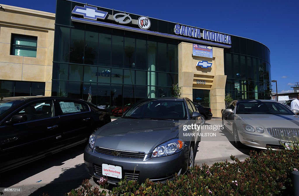 Buick Cars Made By General Motors For Sa Pictures Getty Images - Buick auto dealers