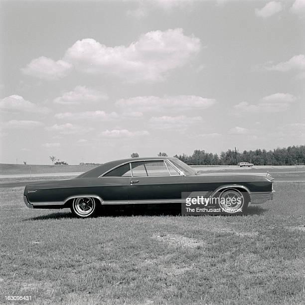 Buick Wildcat V8 Engine: 445 Wildcat Motor