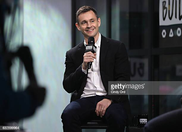 Build Series presents Hugh Dancy discussing 'The Path'at Build Studio on January 24 2017 in New York City