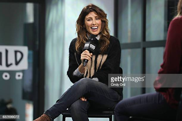 Build Series presents Jennifer Esposito discussing NCIS The Affairat Build Studio on January 24 2017 in New York City