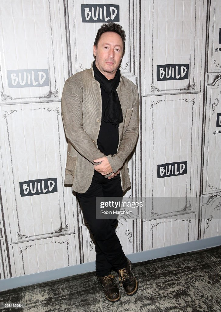 """Build Series Presents Julian Lennon Discussing """"Touch the Earth"""""""