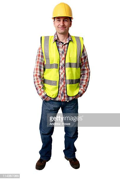 builder - jacket stock pictures, royalty-free photos & images