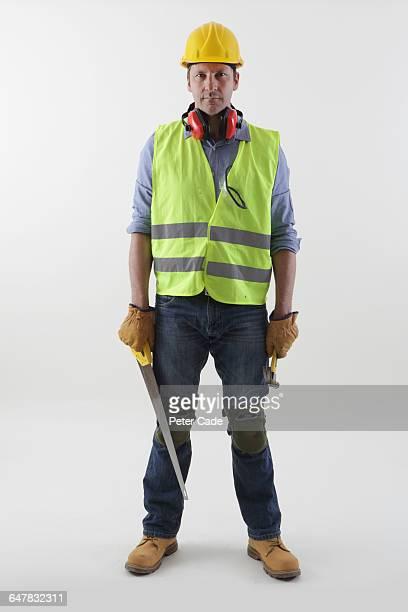 builder - ヘルメット ストックフォトと画像