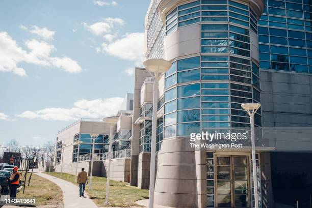 Building 40, Vaccine Research Center Friday February 26, 2016 on the campus of National Institutes of Health in Bethesda, Maryland. Research and...
